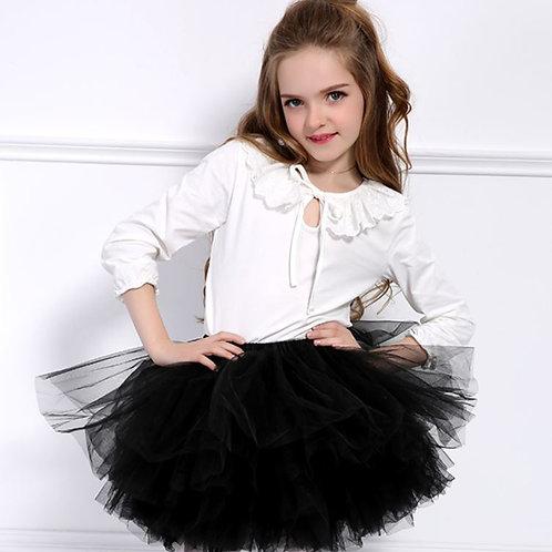 Čierna TUTU Black sukňa