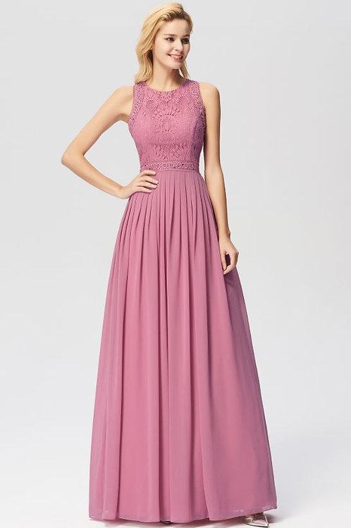 Ružové šaty 7391