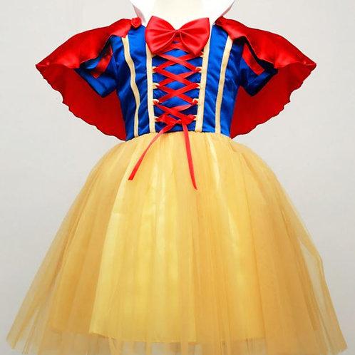 Snow White šaty / Snehulienka Karnevalový Kostým