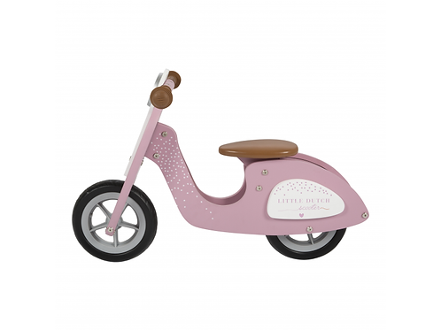 Little Dutch Odrážadlo Scooter PINK