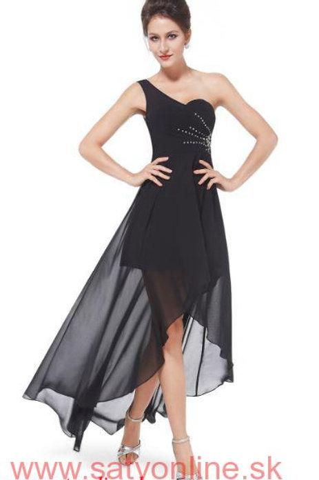 Kopie Fialové šaty8100 SKLADOM