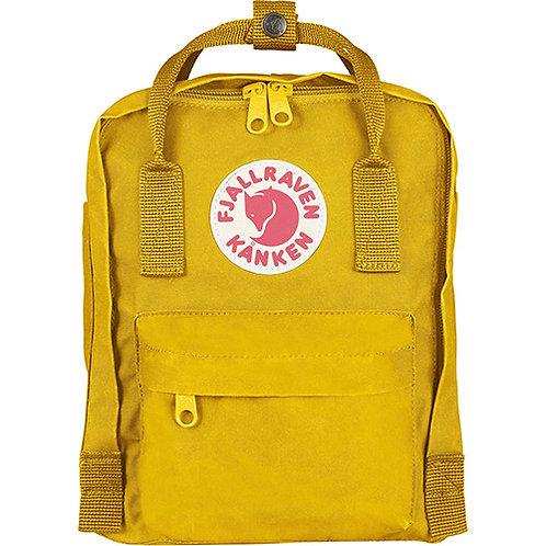 Fjällräven MINI Žltý detský batoh