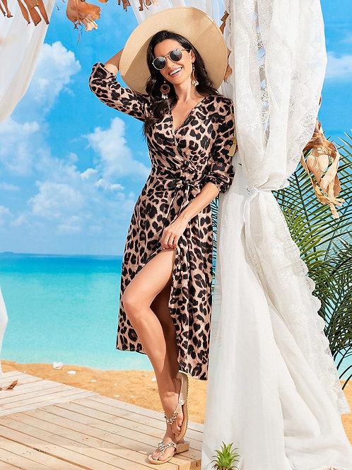 Pohodlne šaty 40383