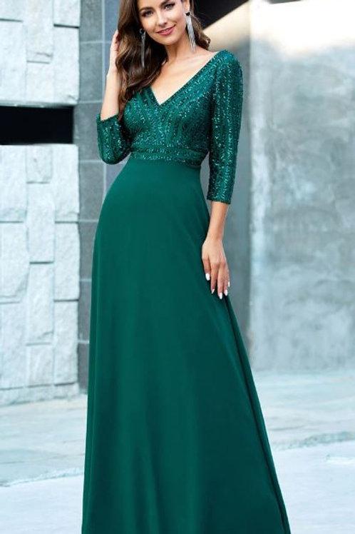 Spoločenské šaty 0751