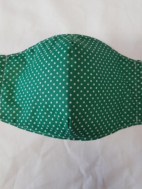 Trojvrstvové Textilné Ochranné Rúško GR001