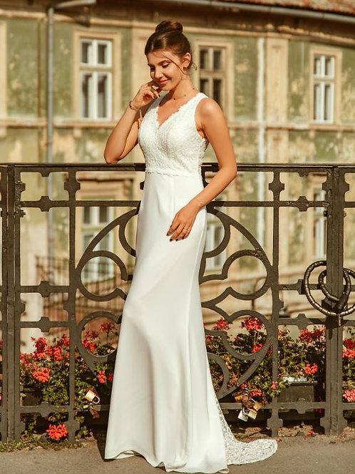 Svadobné - Spoločenské šaty 7385