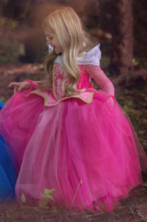 Karnevalový Kostým Sleeping Beauty Princezna