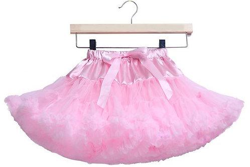 Ružová DOLLY sukňa