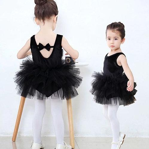 TUTU Body ŠATY na Balet BLACK