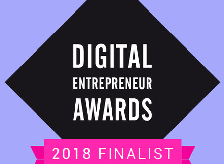 The Fashion Digital Shortlisted for Digital Agency of the Year