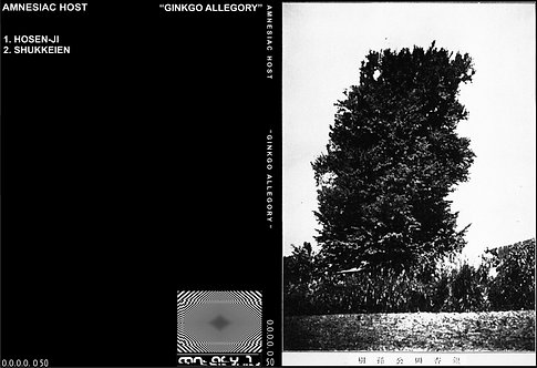 "AMNESIAC HOST ""GINKGO ALLEGORY"" CDR"