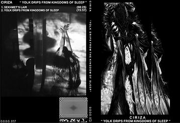 017 - CIRIZA - YOLK DRIPS IN THE KINGDOM