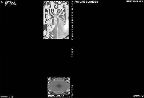 "FUTURE BLONDES + URE THRALL ""LEVEL V"" CDR"