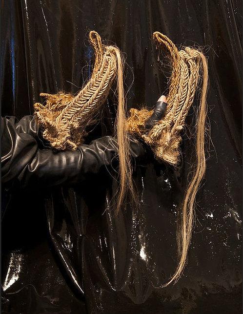 REINA DE TEMPESTADAS / HAIR SANCTUMS FOR OYA 9