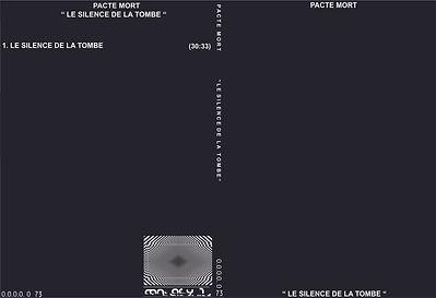 074 - PACTE MORT - LE SILENCE DE LA TOMB