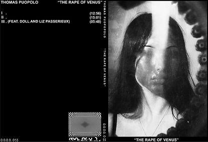 055 - THOMAS PUOPOLO - THE RAPE OF VENUS