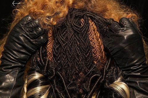 REINA DE TEMPESTADAS / HAIR SANCTUMS FOR OYA 8