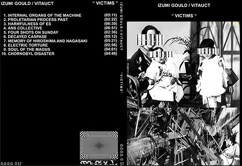 "IZUMI GOULD / VITAUCT ""VICTIMS"""