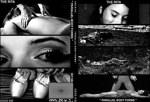 """THE RITA """"PARALLEL BODY FORMS"""""""