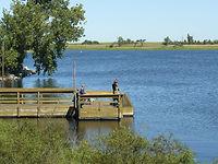 Fishing in Miller South Dakota