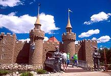 Castle at Storybook Land