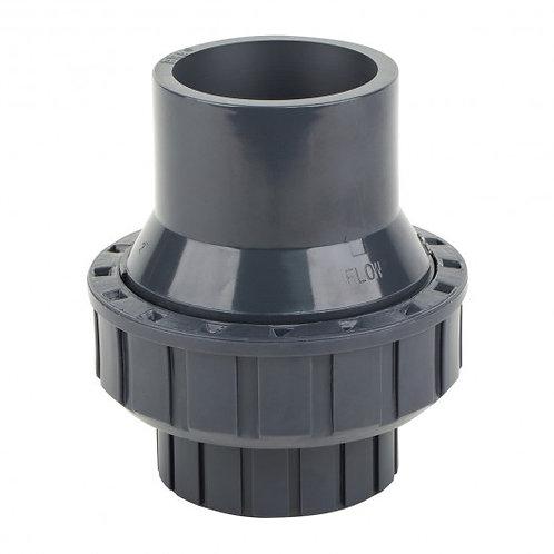 Обратный клапан пружинный д.50