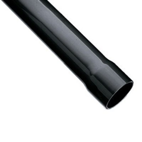 Труба д.50х2.4 мм 10 Бар НПВХ клеевая с раструбом