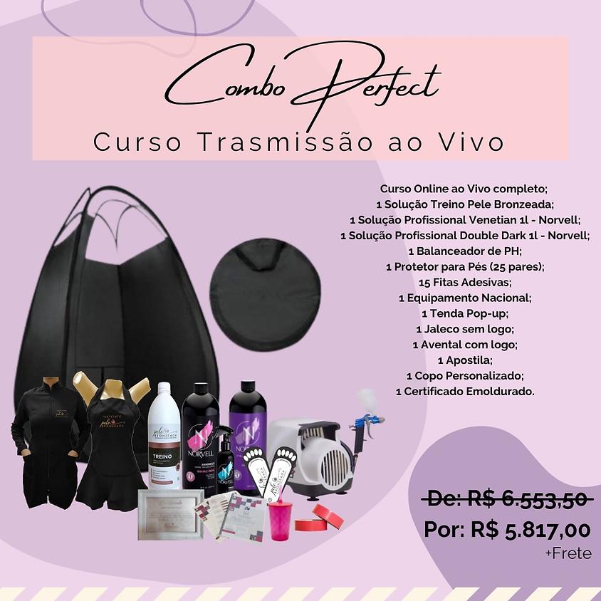 COMBO PERFECT TRANSMISSÃO AO VIVO