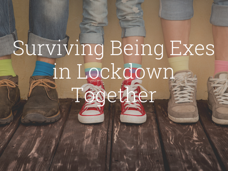 Surviving being Exes in Lockdown Together