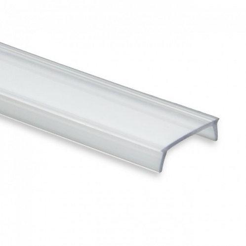 Cover klar 200 cm für Profil PL1 PL2 PL3 PL8
