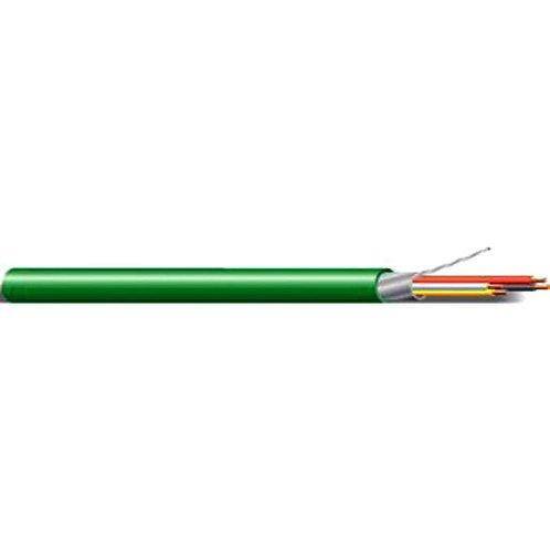 EIB/KNXLeitung J-Y(ST)Y 2x2x0,8 EIB grün 100m