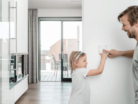 Die Top 5 Funktionen für ein modernes Einfamilienhaus – Familienleben mit Loxone