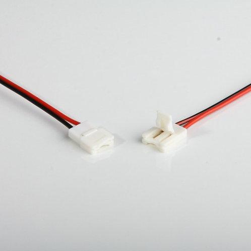 LED Stripe 15cm- Anschlusskabel, 10Stk.