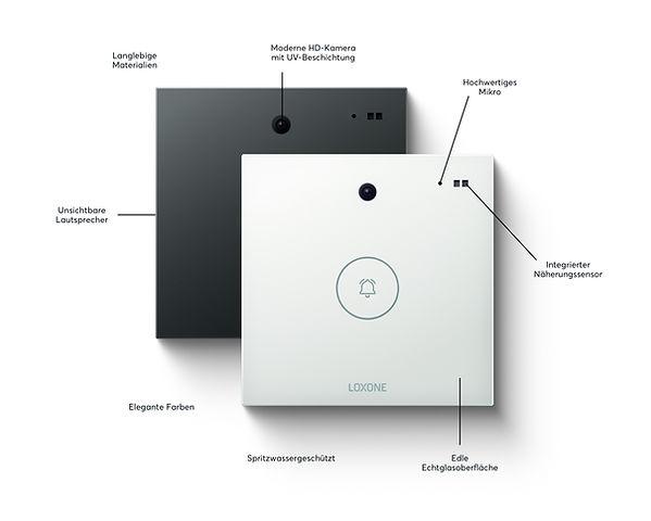 Die neue Loxone Intercom