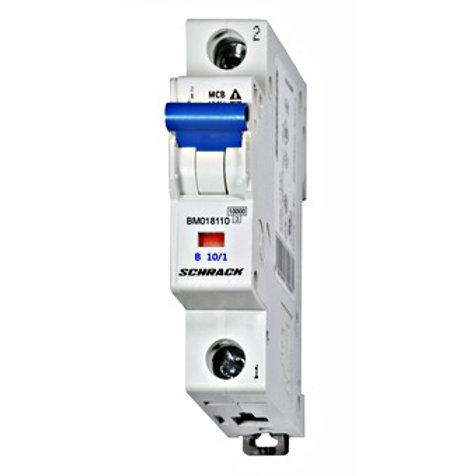 Sicherungsautomat, Kennlinie B, 1-polig