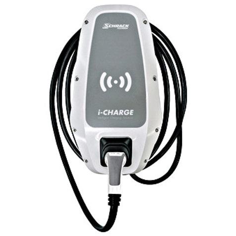 i-CHARGE CION 11kW Typ2 Kabel, lokales RFID-System, RCMU