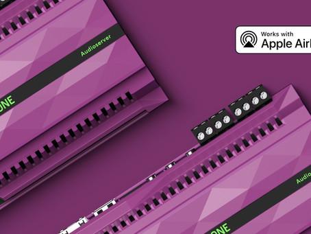 Neu: Apple AirPlay 2 für den Loxone Audioserver
