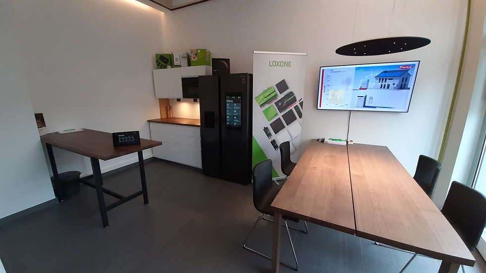 Erleben Sie das Loxone Smart Home in Wels