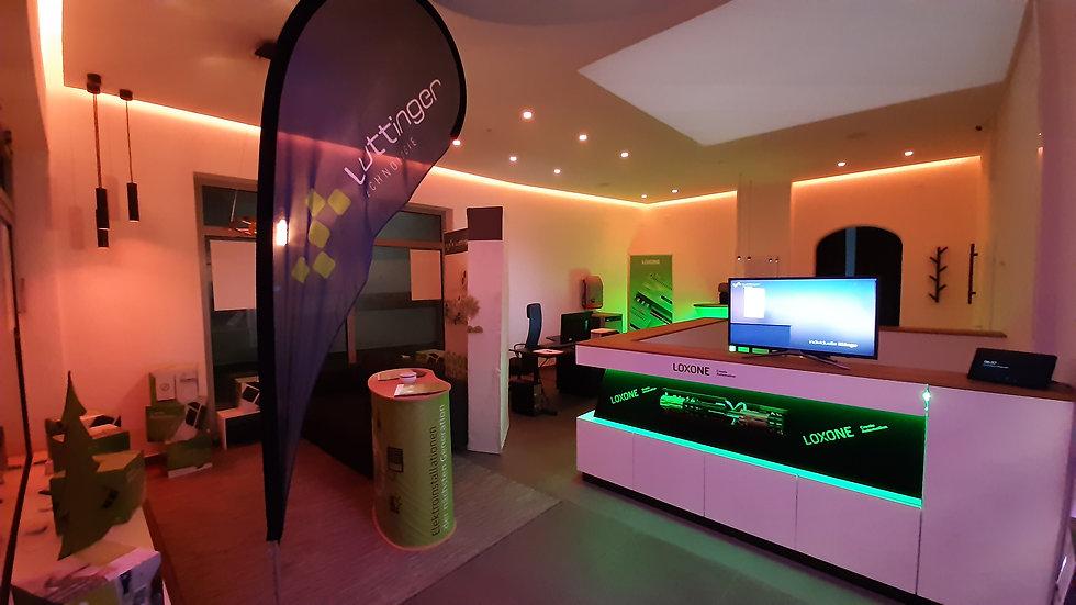 Loxone Showroom in Wels