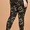 Thumbnail: Curvy Mid Rise Ankle Denim Camouflage