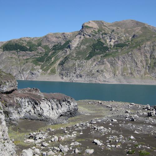 Lago Antuco