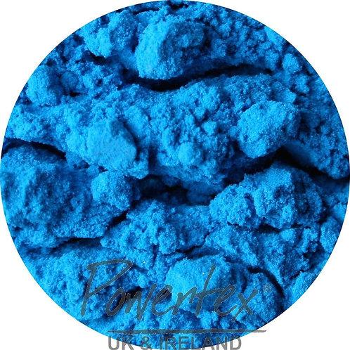 Light blue Powercolour pigment powder