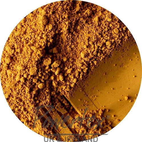 Yellow ochre Powercolour pigment varnish
