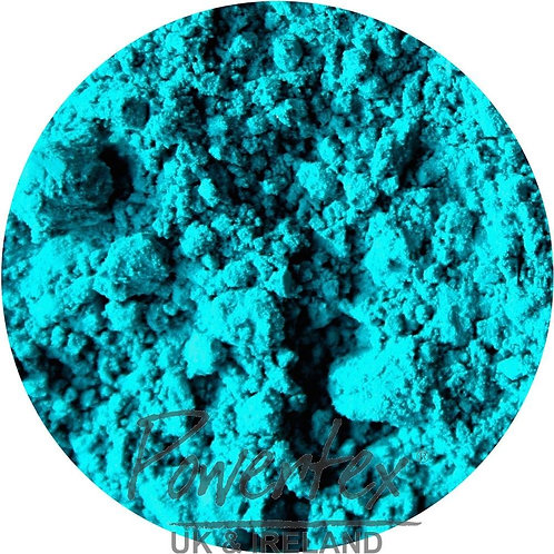 Turquoise Powercolour pigment powder