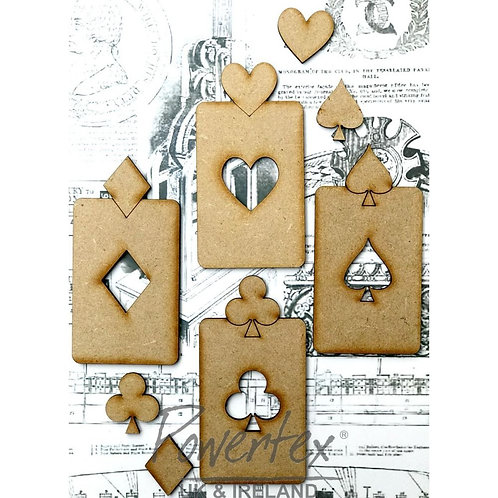 'Playing cards'