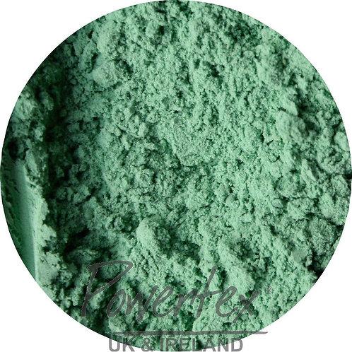 Green moss Powercolour pigment powder