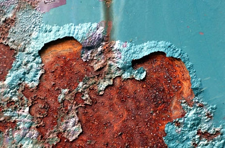 Lust on rust