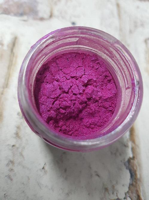 Sculptin Fuchsia pearl powder pigment