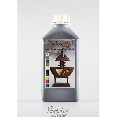 Black 1kg-Powertex fabric hardener