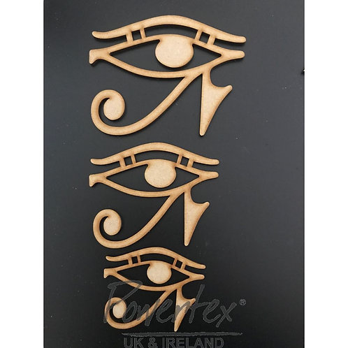 'Eye of Horus' MDF set